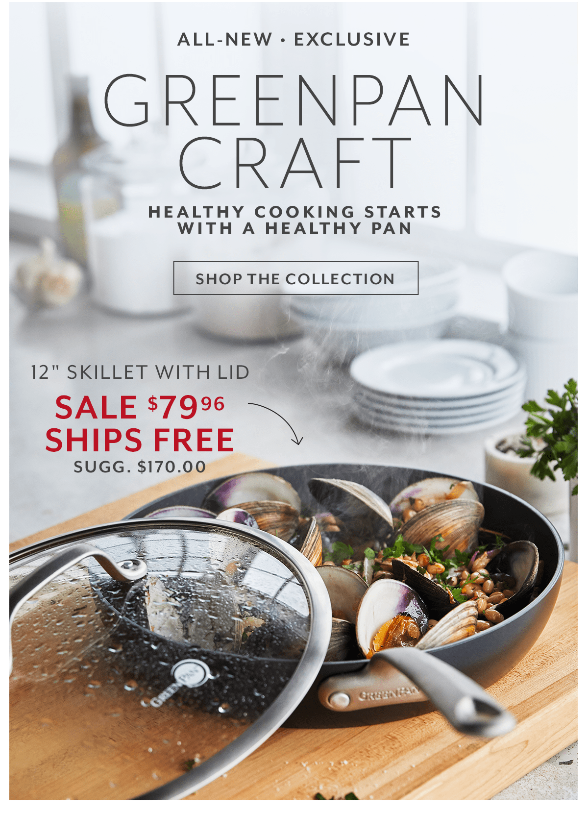 Greenpan Craft - Shop the Collection