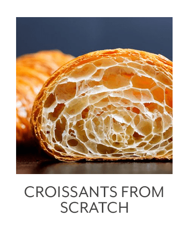 Croissants From Scratch