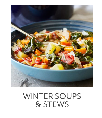 Winter Soups & Stews