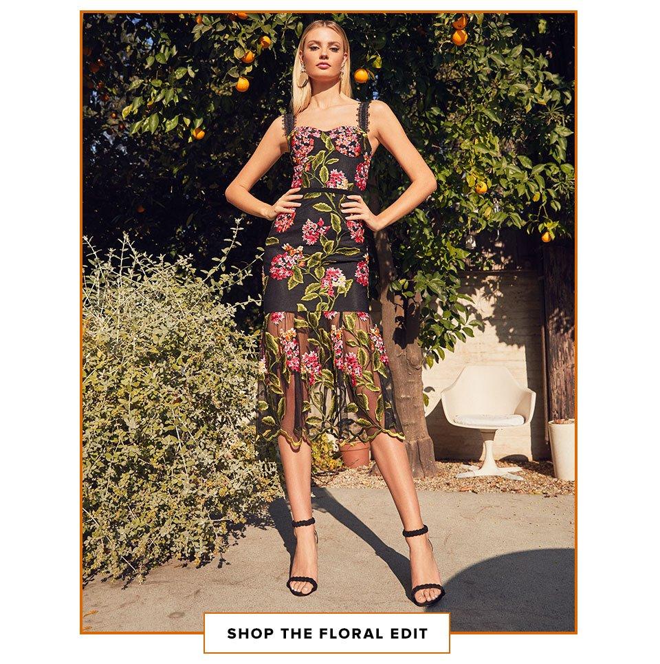 The Flower Shop. Shop The Floral Edit