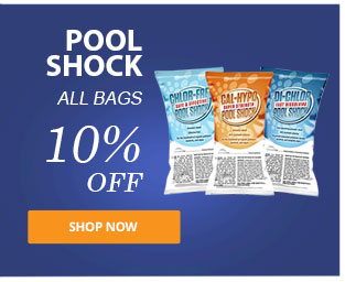10% Off Bags of Shock