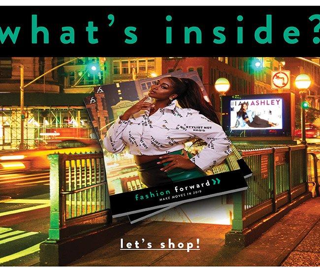Fashion Forward >> - Shop Lookbook Now