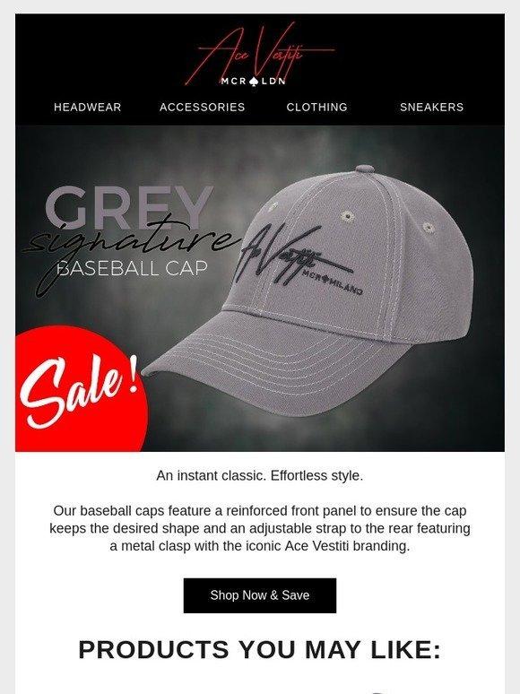 9748a31f4 Ace Vestiti: Headwear On Sale: | Milled