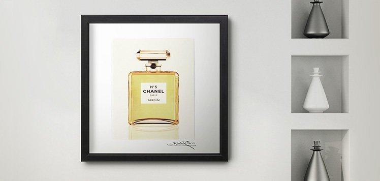 Framed Photography & Artwork