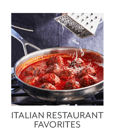 Italian Restaurant From Scratch