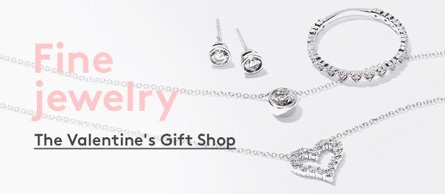 Fine jewelry | The Valentine's Gift Shop