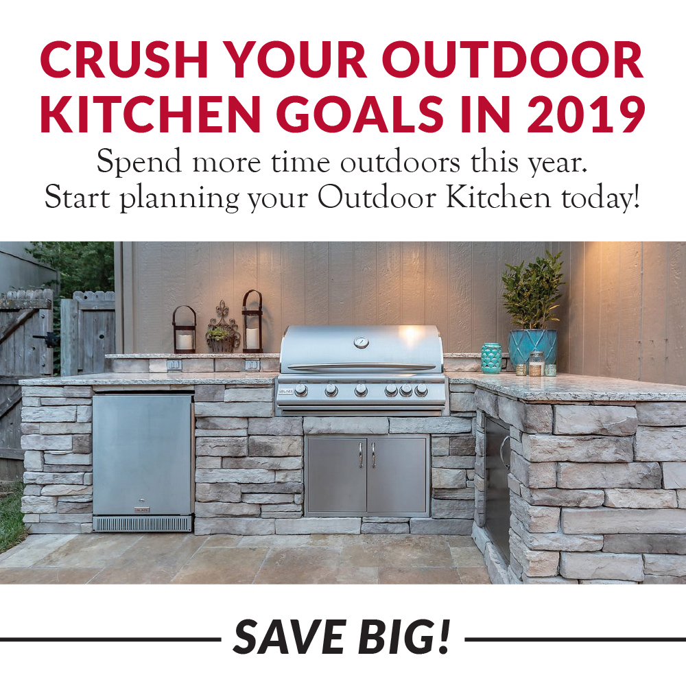 Bbq Guys Source Let S Get Started On Your Dream Outdoor Kitchen