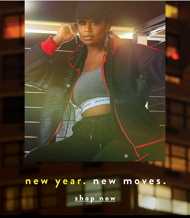 New Year. New Move - Shop Now