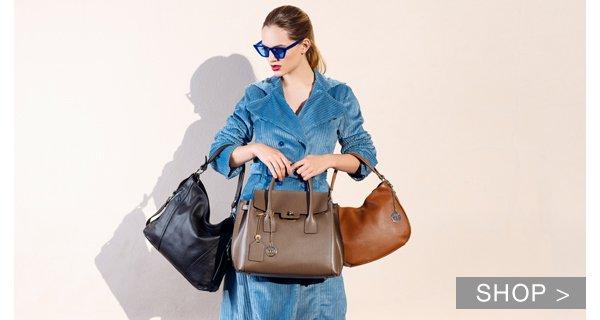 ICONIC ITALIAN BAGS