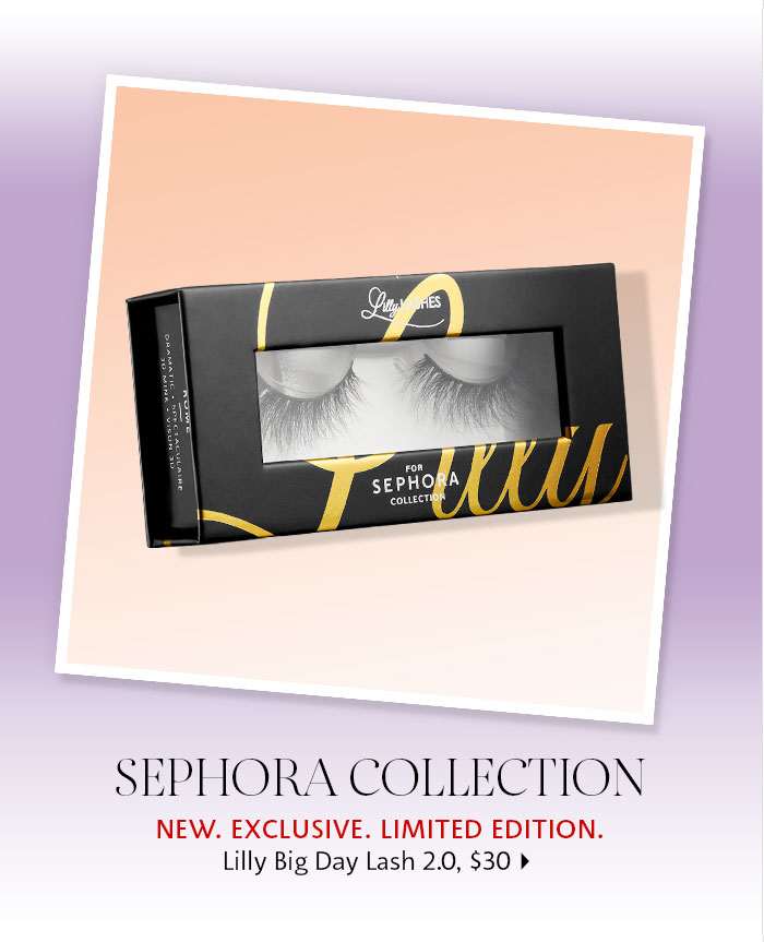 Sephora Collection Lilly Big Day Lash