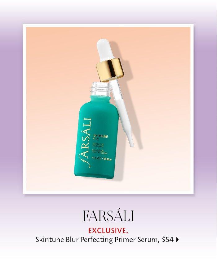 Farsali Skintune Blur Perfecting Primer
