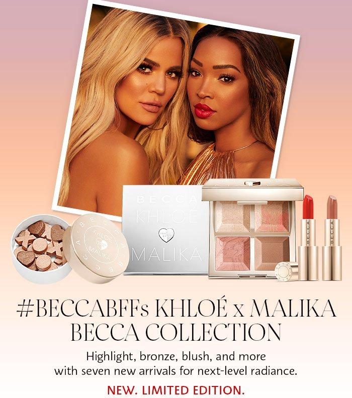 Becca x Khole & Malika Collection