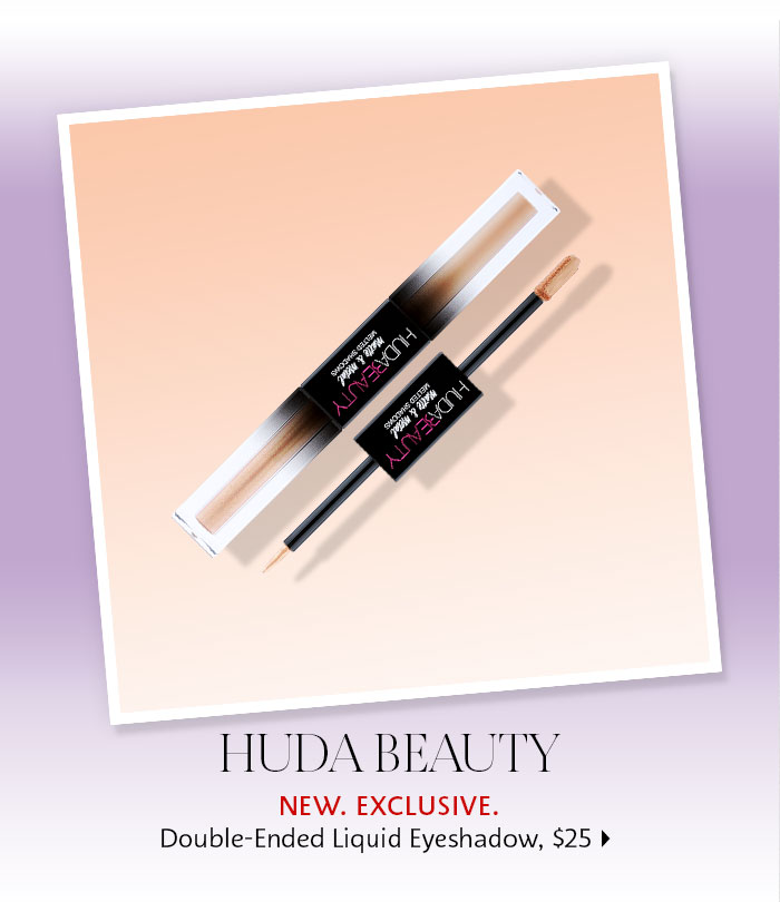 Huda Beauty Double-Ended Liquid Eyeshadow