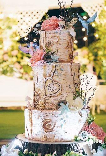 wedding cake ideas for spring