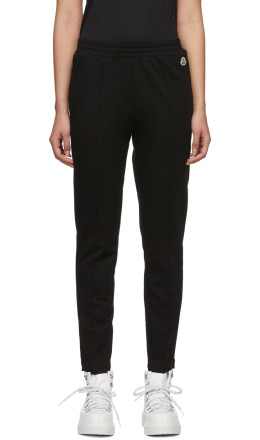 Moncler - Black Logo Lounge Pants