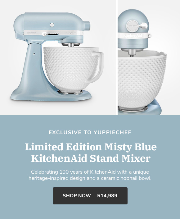 Yuppiechef The Limited Edition Heritage Kitchenaid Stand Mixer Is