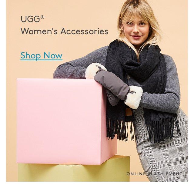 UGG® Women's Accessories | Shop Now | Online Flash Event
