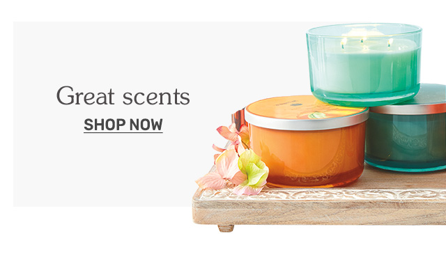 Shop scents.