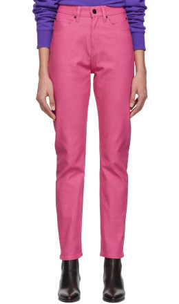 Calvin Klein Jeans Est. 1978 - Pink Narrow Jeans
