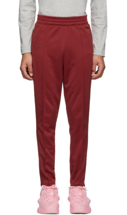 NikeLab - Burgundy Martine Rose Edition NRG K Lounge Pants