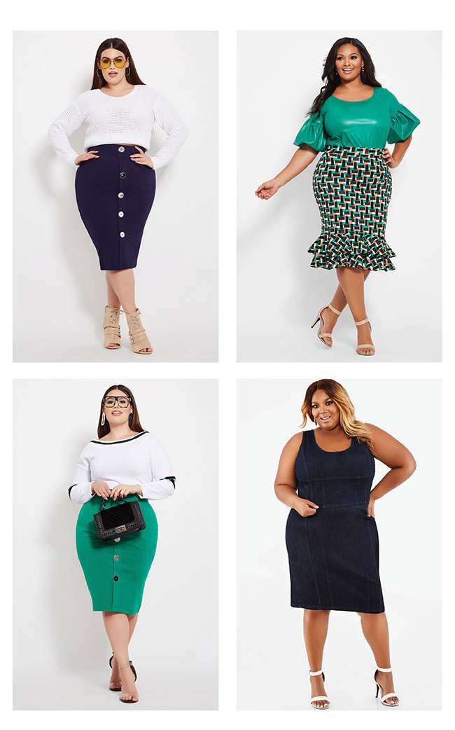 Shop Trendy Skirts Now