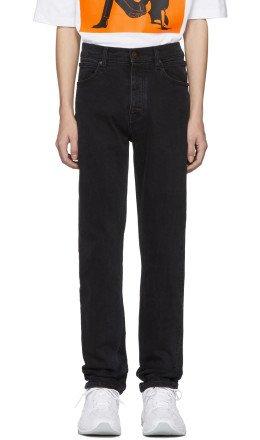 Calvin Klein Jeans Est. 1978 - Black Narrow Jeans