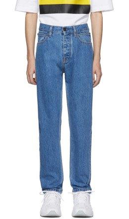 Calvin Klein Jeans Est. 1978 - Blue Narrow Jeans