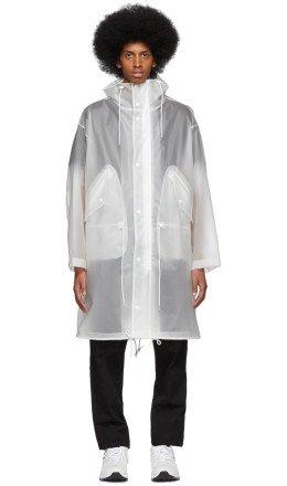 Calvin Klein Jeans Est. 1978 - Transparent Logo Coat