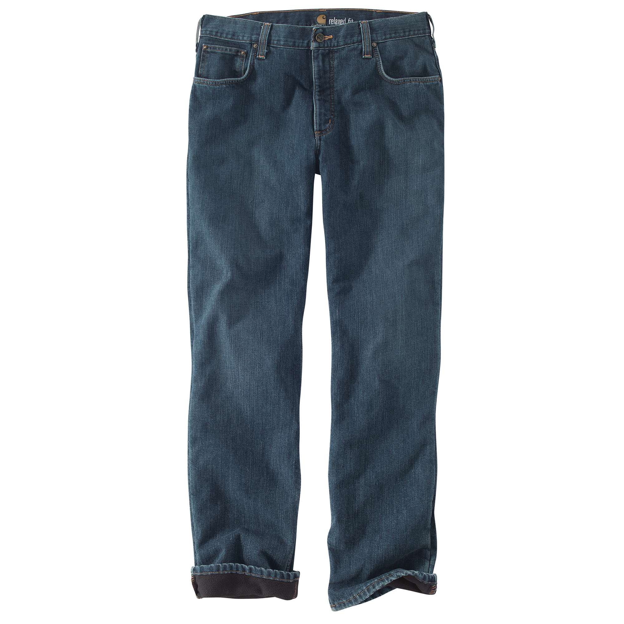 MEN'S RELAXED FIT HOLTER FLEECE LINED JEAN