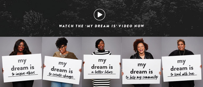 Watch the My Dream Is Video