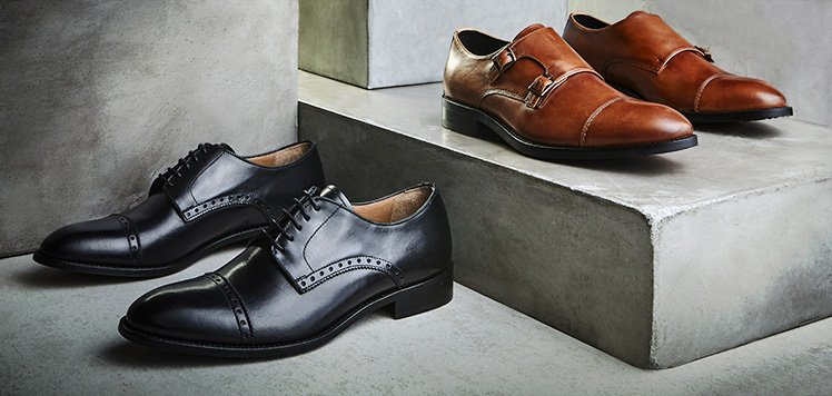 Dress Shoes With Warfield & Grand