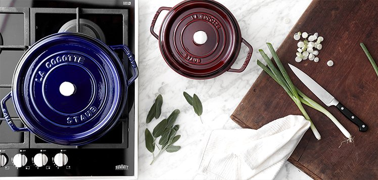 The European Kitchen With Staub