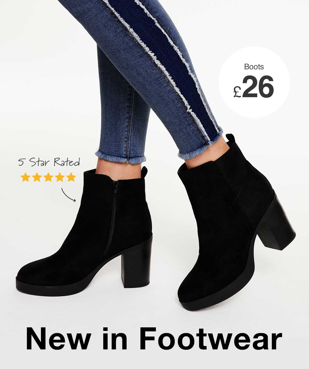 Matalan Direct: Happy Shoes-day!   Milled