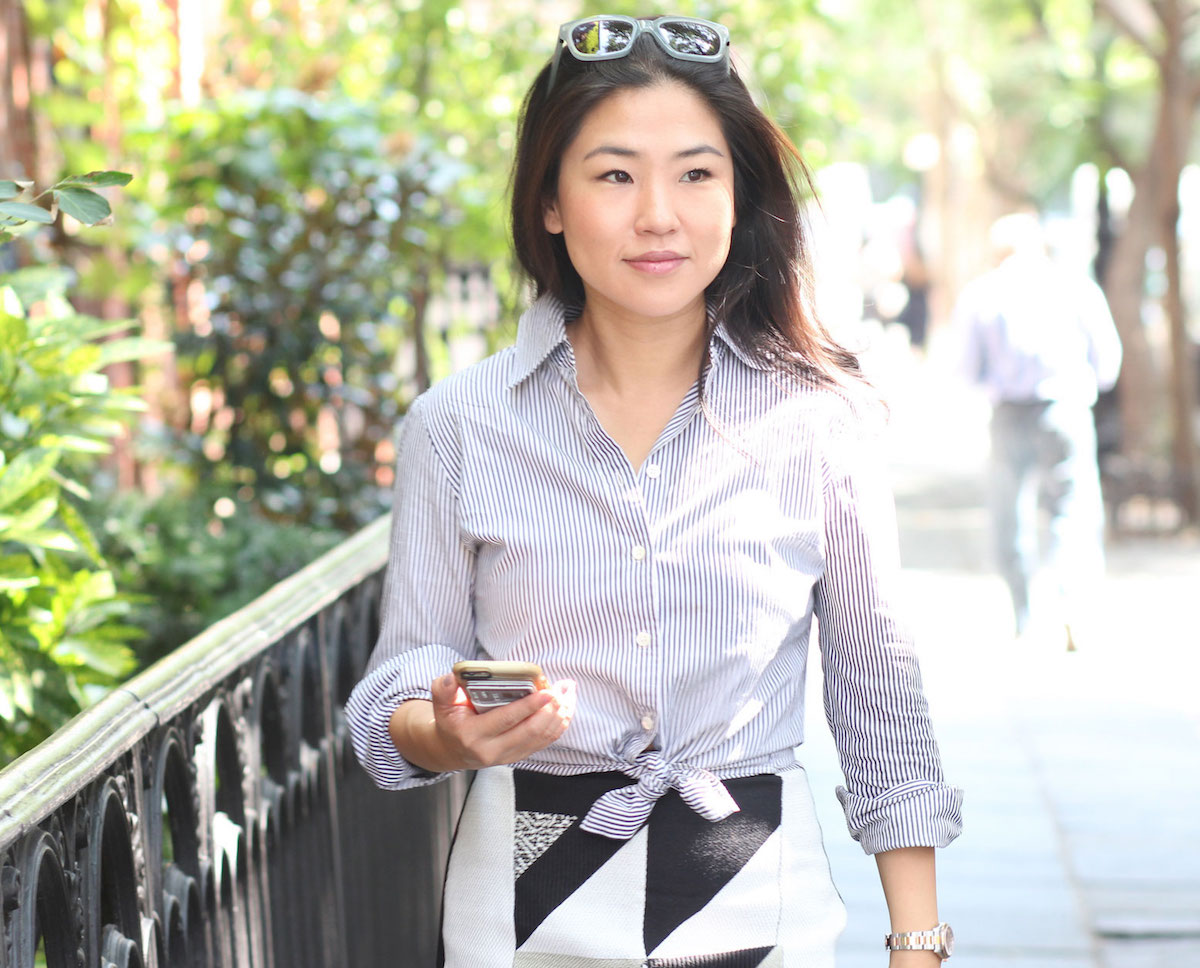 A Day in the Life: 17 Hours with Jennie Baik, Founder of Orchard Mile