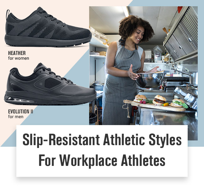 Shop Slip-Resistant Athletic Shoes from