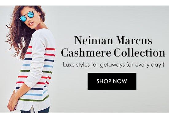 Shop Neiman Marcus Cashmere