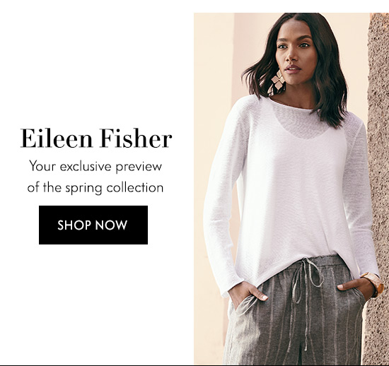 Shop Eileen Fisher
