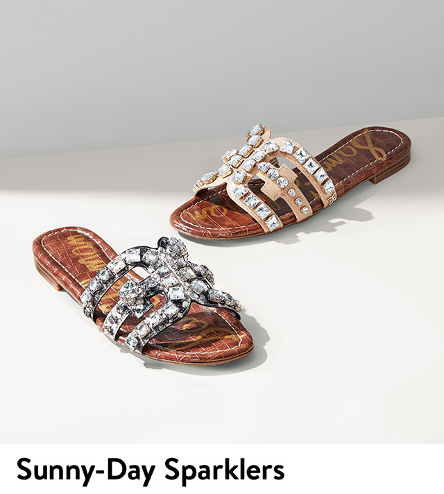 Women's sandals perfect for vacation