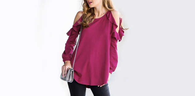 MUST HAVE FASHION TOPS