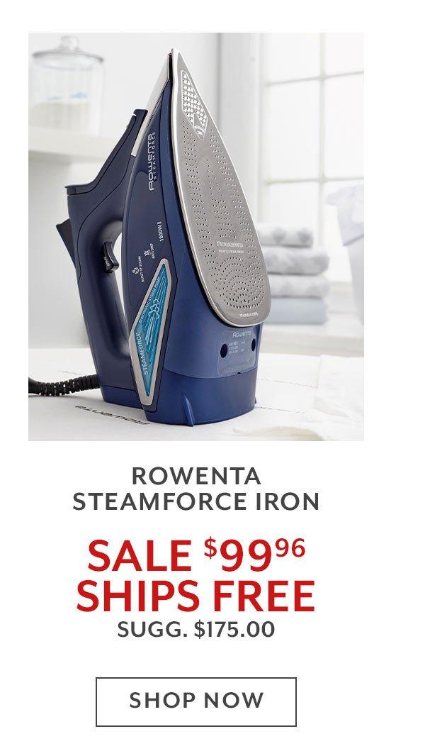 Rowenta Steamforce Iron