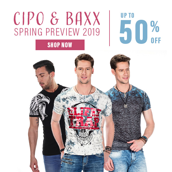 SUMMER PREVIEW BY CIPO & BAXX