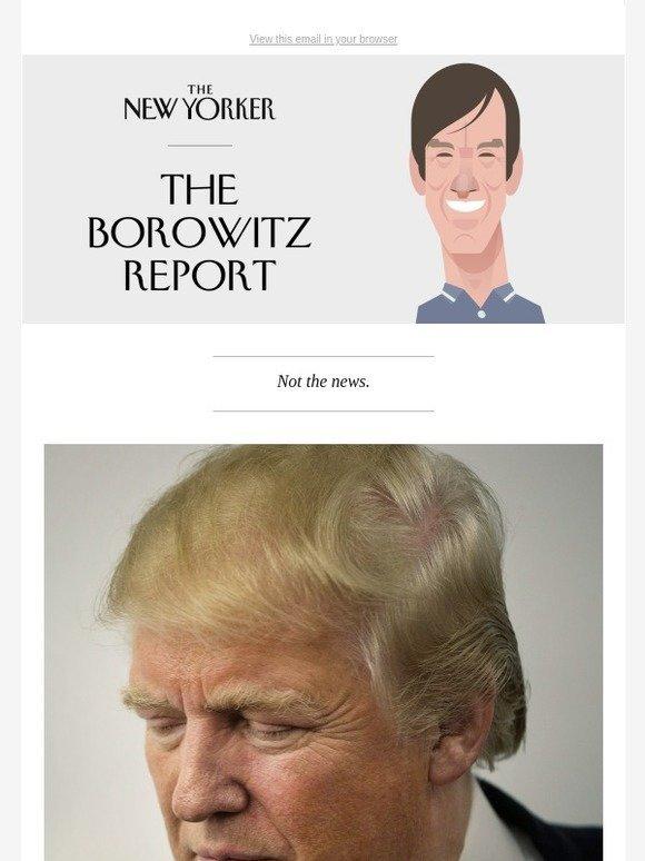 TheNewYorker com: Trump Is Afraid | Milled