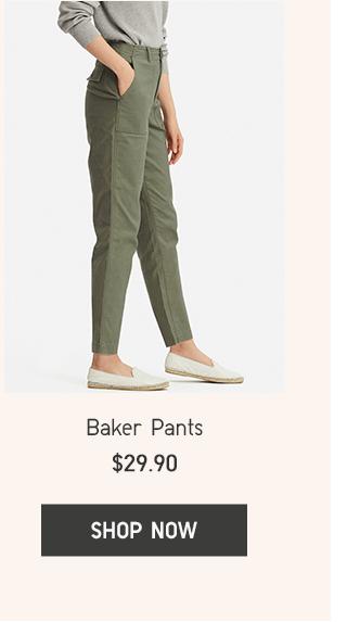 BAKER PANTS $29.90 - SHOP NOW