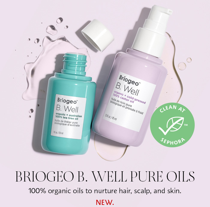 Briogeo B. Well Pure Oils