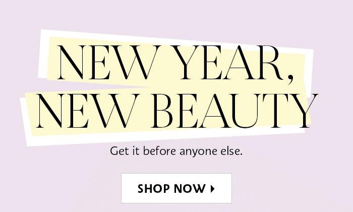 New Year, New Beauty