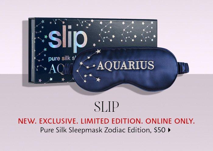 Slip Pure Silk Sleepmask Zodiac Edition