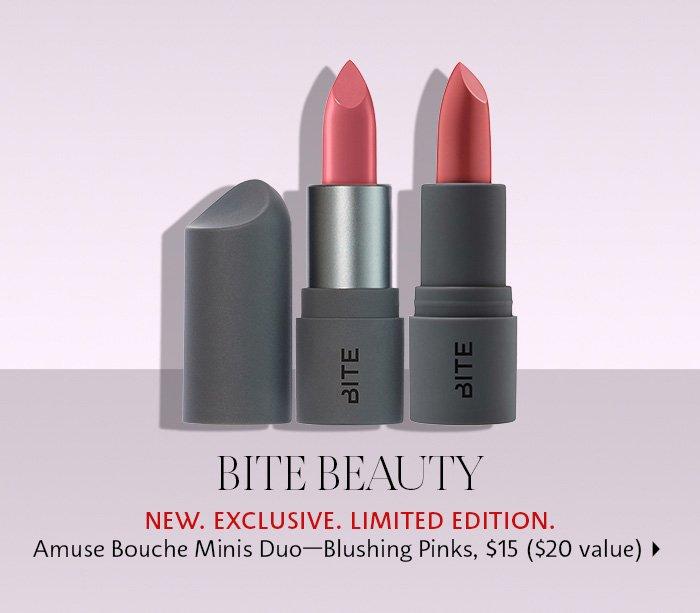 Bite Beauty Blushing Pinks Duo