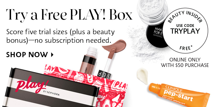 Try a Free PLAY! Box