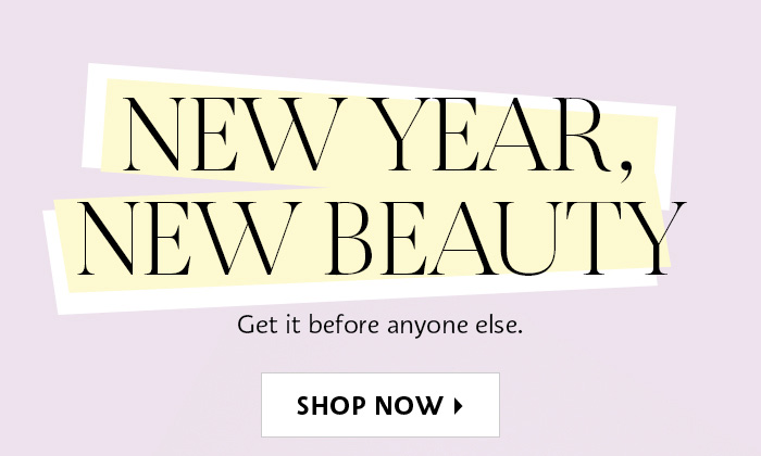 New Year, New Beauty
