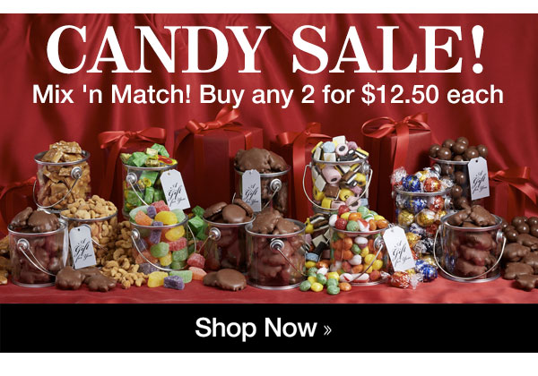 Candy SALE!